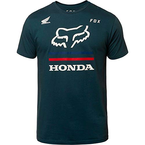 Fox Racing Honda Premium T-Shirt-Natural-M ()