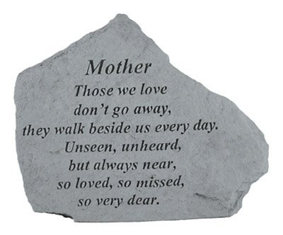 Kay Berry- Inc. 15020 Mother Those We Love – Memorial – 6.875 Inches x 5.5 Inches For Sale