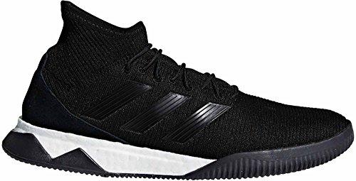 Adidas Heren Roofdier Tango 18,1 Sportschoenen (zwart / Wit)