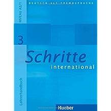 Amazon susanne kalender books schritte international lehrerhandbuch 3 by susanne kalender 2006 02 01 fandeluxe Gallery