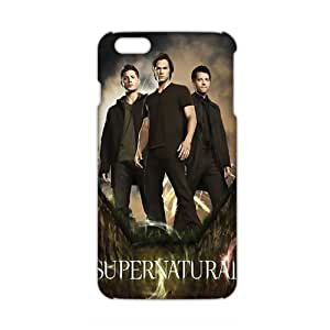 Fortune SUPERNATURAL 3D Phone Case for Iphone 6 Plus