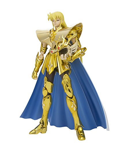 Saint Seiya Virgo Shaka Revival Version Saint Cloth Myth EX Action Figure