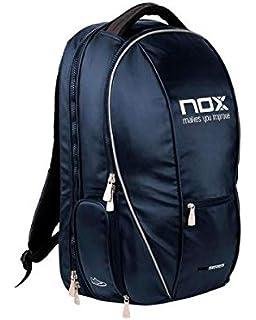 NOX Mochila Pro Series WPT Negro: Amazon.es: Deportes y aire libre