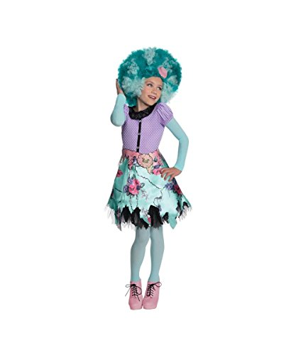 Girl Swamp Monster Costume (Monster High Honey Swamp Girls Costume)