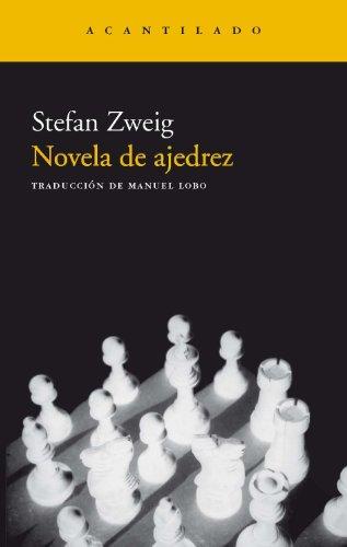 Novela de ajedrez: 10 (Narrativa del Acantilado)