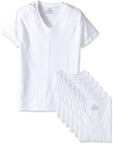 hanes-mens-tagless-v-neck-undershirt-7-pack-includes-1-free-bonus-v-neck-white-m