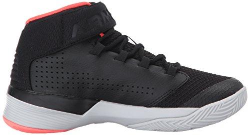 Under Armour UA BGS Get B Zee, Zapatos de Baloncesto Para Niños Negro (Black)