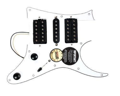 Ibanez RT450 DiMarzio Steve Vai Bad Horsie Loaded Pickguard 920D (Custom Shop Parts Dome Knobs)
