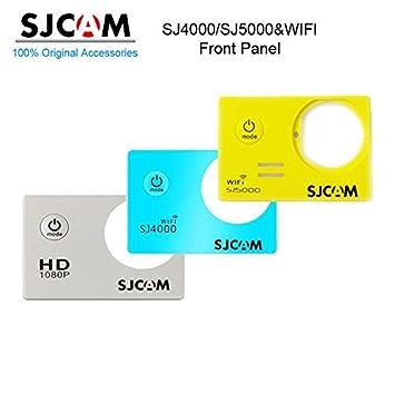 MU 100% SJCAM Accesorios Originales Panel frontal carcasas ...