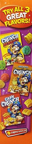 030000065075 - Cap'N Crunch, Peanut Butter, 12.5-Ounce (Pack of 14) carousel main 5