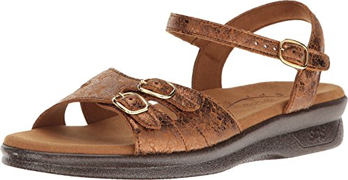 SAS Womens Duo Ankle Strap Sandals