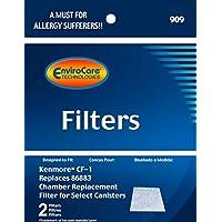 EnviroCare Replacement Vacuum Filters for Kenmore CF-1 Progressive Vacuums 2 Filters
