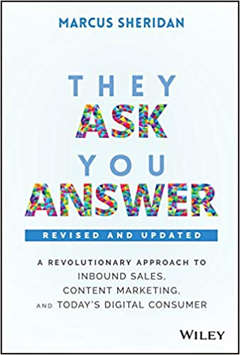 Book Title - They Ask, You Answer