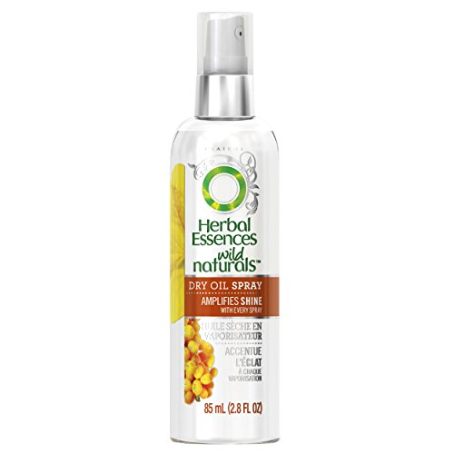 Herbal Essences Wild Naturals Illuminating Dry Oil Spray, 2.8 FL OZ ()