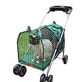 Standard Pet Stroller. Standard Pet Stroller 4 Wheels Emerald Colour Standard Stroller