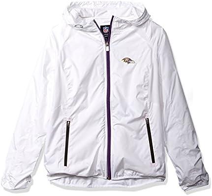 9259bbfb Amazon.com : NFL Baltimore Ravens Women's Spring Training Light ...
