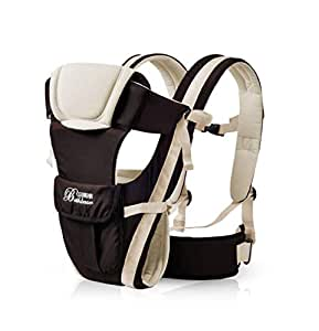 All-round breathable baby carrier multi-functional breathable single shoulders hold baby carrier