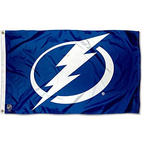 (WinCraft Tampa Bay Lightning Flag 3x5 Banner)