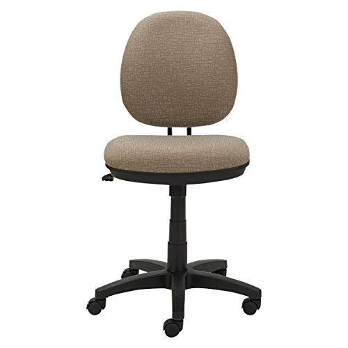 Alera ALEIN4851 Interval Series Swivel Tilt Task Chair, Sandstone Tan Fabric