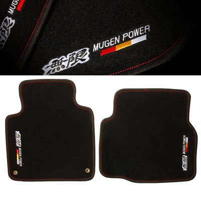 Used, 00-08 Honda S2000 AP1 / AP2 Mugen Floor Mats Carpet for sale  Delivered anywhere in USA