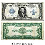 1923 Large-Size $1 Silver Certificate