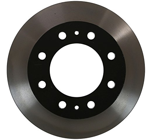 mium E-Coated Brake Rotor, Front ()
