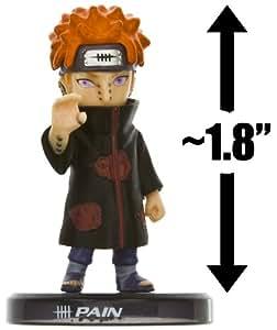 "Pain ~1.8"" Mini-Figure with Stand: Naruto Shippuden - Uzumaki Nindoden [Legend of Nin-do] Figure Series (Japanese Import)"