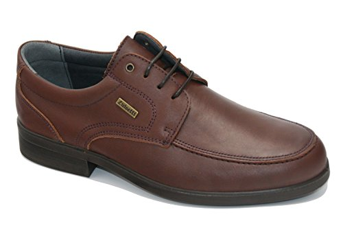 Zapato Marrón Luisetti Negro Cordones 39 Clásico 26801 qPwqYg