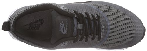 Nike Air Max Thea Tekstil Grå / Sort / Hvid 819639-001 5YhHSp