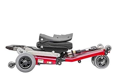 Amazon.com: Luggie Elite patinete Scooter plegable, FR168 ...