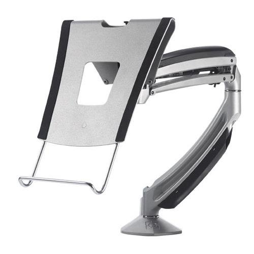 Laptop Tray Accessory Silver