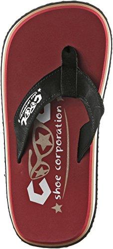 Zehensandalen CoolShoe Rot CoolShoe Rot Zehensandalen Rot CoolShoe CoolShoe Zehensandalen BfxqP