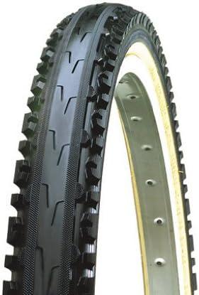 KENDA K847 - Cubierta para Bicicletas (Recubrimiento de partículas de aramida y cerámica) Negro Negro Talla:26X1.95: Amazon.es: Deportes y aire libre