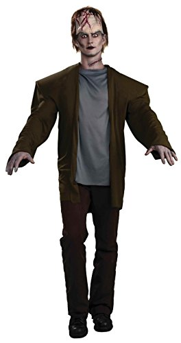 Forum Novelties Men's Lab Monster Costume with Headpiece, Multi, One Size]()