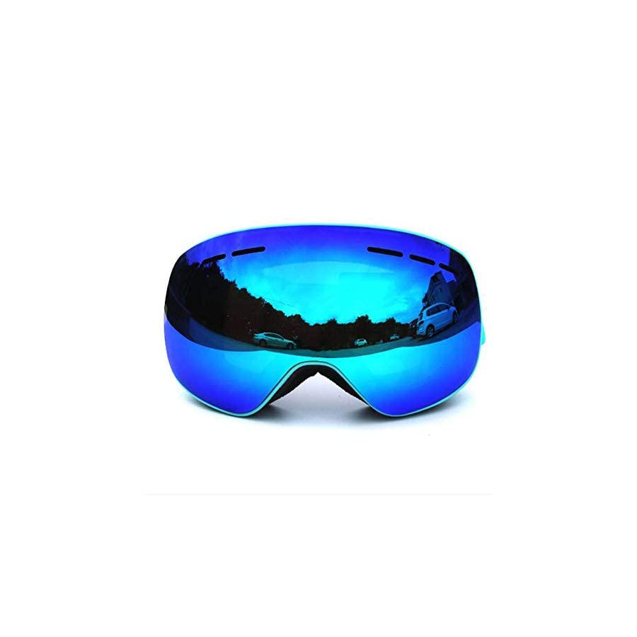 He yanjing Snowboard Goggles ,Anti Fog Jet Snow Skiing Skis Goggles ,Anti Glare Lenses ,Winter Adult ski Equipment ,for Men Women Youth