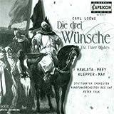 Music : Loewe: Die Drei W??nsche by Jonas Kaufmann (2008-12-15)