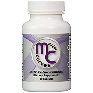 Major Curves Butt Enhancement | Enlargement Capsules (1 Bottle) Enhancement Pills - 41vwV6OYW4L - Enhancement Pills