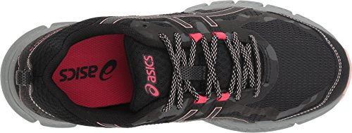 ASICS Women's Gel-Scram 4 Black/Dark Grey 5 B US by ASICS (Image #1)