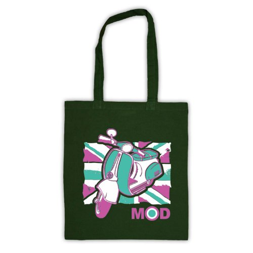 Uomo spiaggia Icon da My amp; Art scuro Donna Verde Borsa Clothing 7ZAHWPqw