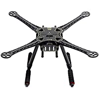 Readytosky S500 quadcopter frame kit with carbon fiber landing gear PCB Version gift