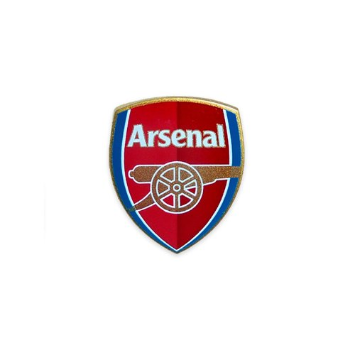 Crest Pin Badge - Arsenal New Crest Pin Badge