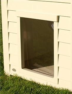 Flap Dog House Door