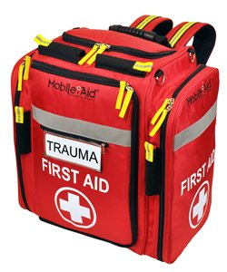 MobileAid First Responder Trauma First Aid Kit (31415)