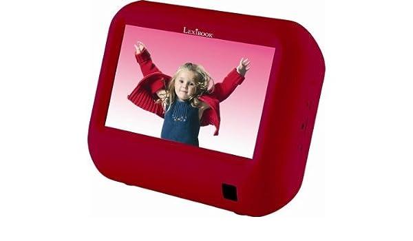 Lexibook DMPTV1FR - Mini televisor (pantalla LCD 7