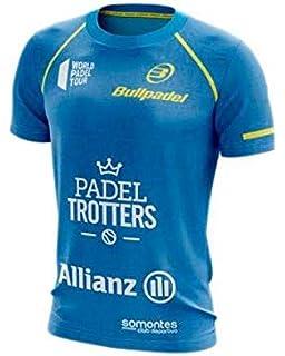 Bullpadel Camiseta TERNATE Junior Paquito Navarro WPT ...