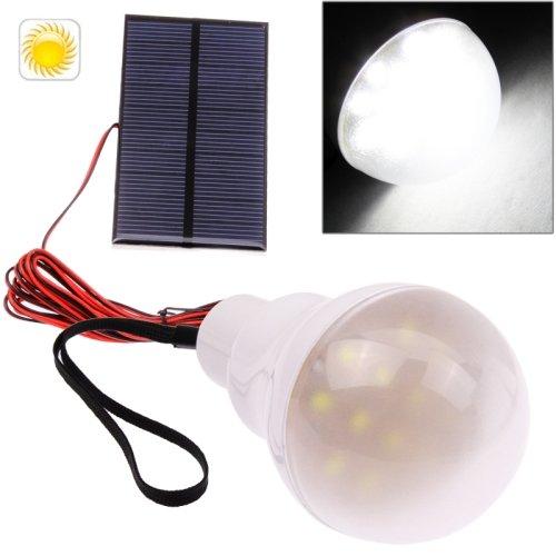 Mobile 12 lED ultra claires lmpe solaire avec batterie pour ...