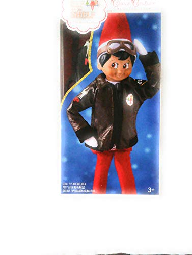 The Elf on the Shelf Claus Couture Collection 2018 Exclusive Flurry Flight Jacket