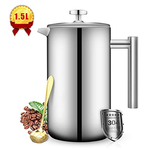 64 ounce french press - 3