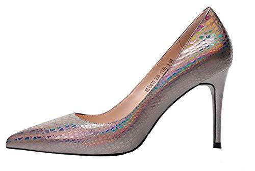 5cm Escarpins Femme Sur Arraysa Chaussures Color Glisser nbsp;pointu Bout Cashene 8 Photo 6wxX8w