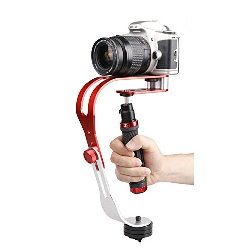 Andoer Portable Handheld Video Cam Stabilizer Mini Digital Camera Easy Installation Stabilizator
